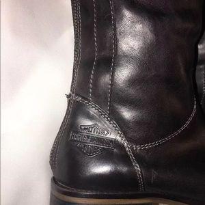 Harley-Davidson Shoes - Harley Davidson Boots Monique Knee High Tall